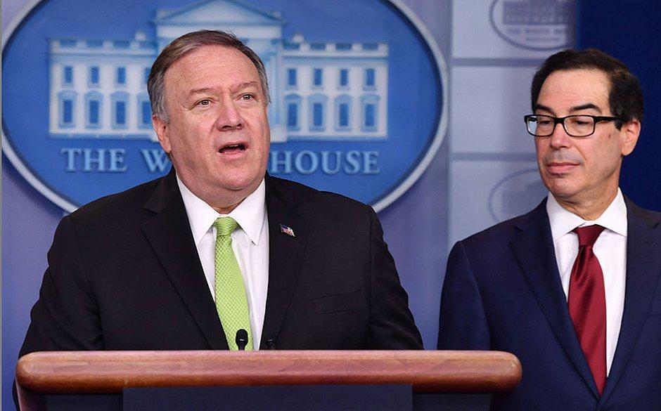 EUA condenam último ataque com mísseis contra base iraquiana