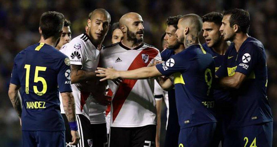 Clássico entre Boca Juniors e River Plate decide o campeão da Libertadores 2018