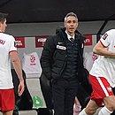 Lewandowski se lesionou durante a partida da Polônia contra Andorra