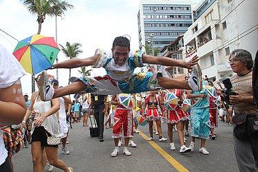 Em 2011, a Timbalada recebeu o Galo da Madrugada