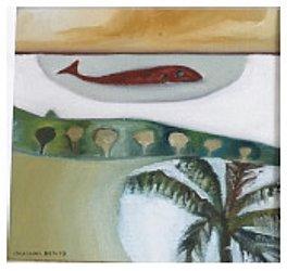 Baleia e Coqueiro