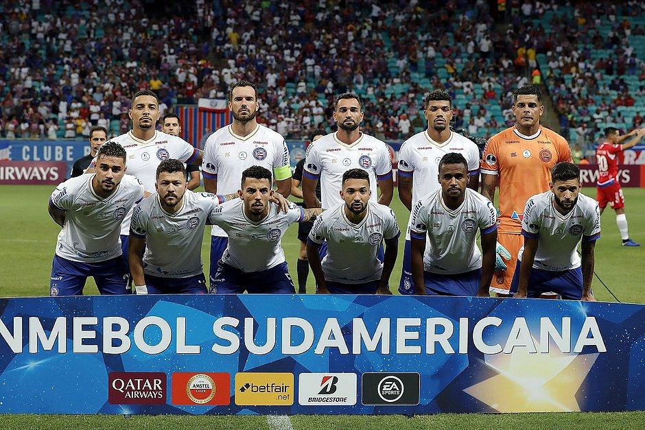 Bateu saudade? Reveja os gols do Bahia pela Copa Sul-Americana