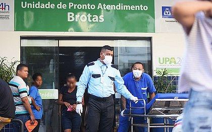 Bahia tem 1.377 casos confirmados e 47 mortes por covid-19