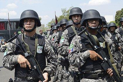 Ministério da Justiça prorroga Força Nacional no Rio até fim do ano