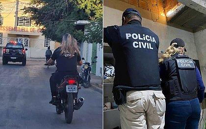 Polícia Civil da Bahia prende 380 pessoas em megaoperação contra o tráfico