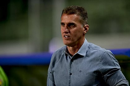 Vagner Mancini deixou o América-MG para treinar o Grêmio