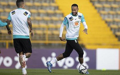 Neymar volta a ser titular após desabafo sobre chance de Copa do Mundo de 2022 ser sua última