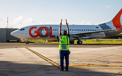 GOL volta a ter voos de Salvador para 25 destinos