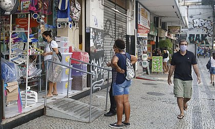 Vendas do varejo na Bahia têm queda de 4,3% em 2020, pior resultado desde 2016