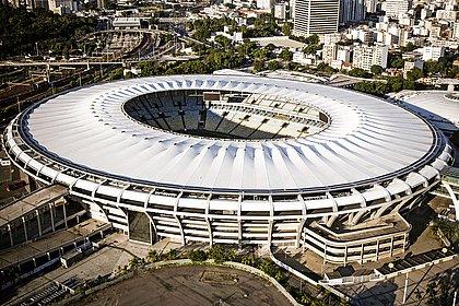 Final será no Maracanã