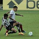Contra o Santos, Gregore fez o último jogo pelo Bahia