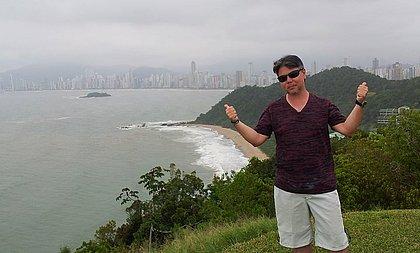 Marcos Roberto Tokumori, 53 anos, servia à PRF em Santa Catarina