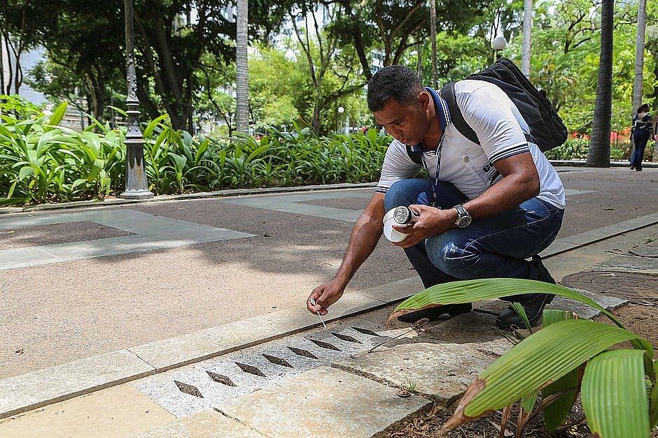 Prefeitura intensifica ações de combate ao Aedes em bairros de Salvador