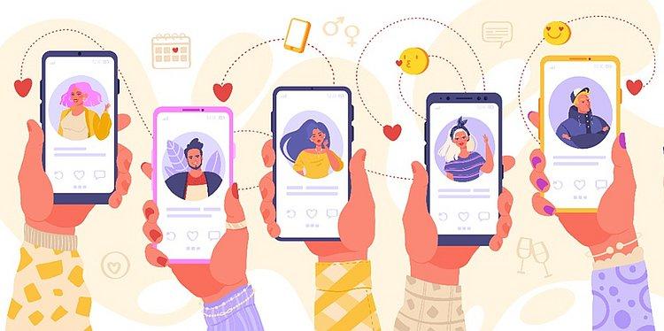 Busca por relacionamentos em apps de paquera cresce na pandemia