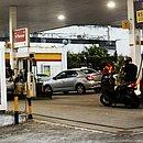 Preço do combustível assustou consumidores