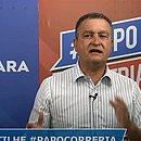 Governador Rui Costa critica atuações recentes do Bahia