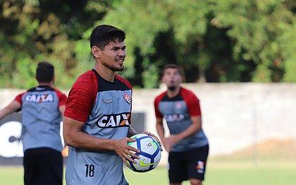 Prata da casa, Léo Ceará é uma das apostas do Vitória contra o América-MG