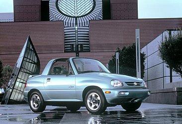 O Suzuki X90 não agradou e teve vida curta