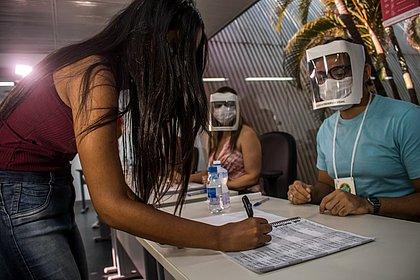 São 10 milhões de eleitores na Bahia em 417 municípios