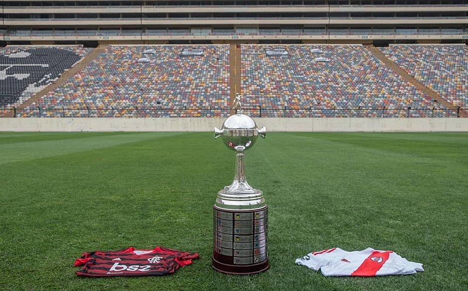 Polícia confirma roubo em estádio da final da Libertadores