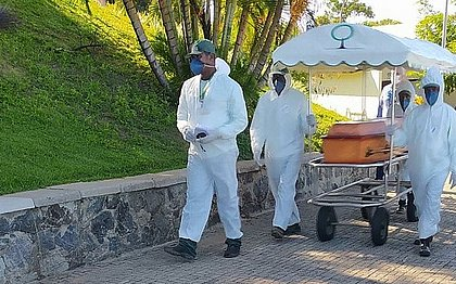 Sobe para 13 o número de mortes por coronavírus na Bahia