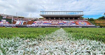 Bahia vai ter que escolher outro estádio para enfrentar o Atlético-MG no jogo de volta das oitavas de final