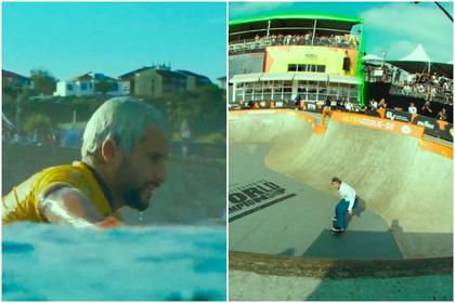 Surfe e skate serão modalidades estreantes em Jogos Olímpicos no mês que vem, em Tóquio