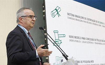 'É um projeto estratégico', ressalta diretor geral da ANM, Victor Bicca