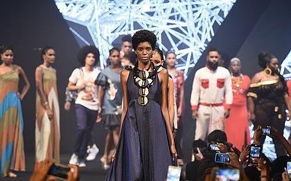 Passarela do Afro Fashion Day 2017