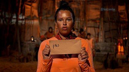 Ariadna é a terceira eliminada do No Limite