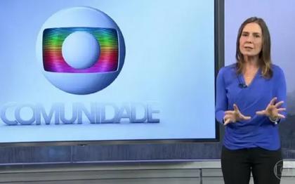 Repórter da Globo que luta contra o câncer é infectada com coronavírus