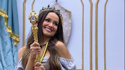 Juliette é a grande favorita para ganhar o prêmio de R$ 1,5 milhão