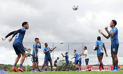 Tricolor deu sequência aos preparativos para o duelo contra o Inter