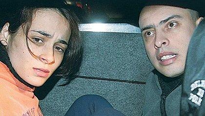 Anna Carolina Jatobá e Alexandre Nardoni foram presos