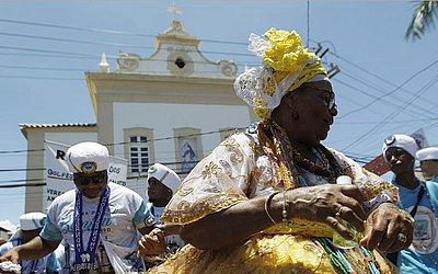 A fé no samba