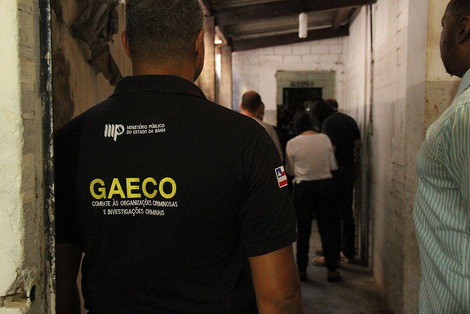 Presídio de Salvador é alvo de operação do MP-BA nesta sexta-feira (6)
