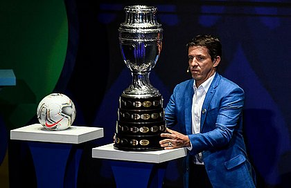 Brasil estreará contra a Venezuela na Copa América de 2020
