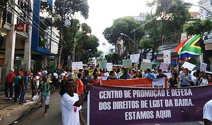 Marcha de movimentos sociais dá início a Fórum Mundial em Salvador