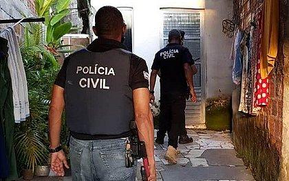Operação Lilith prende estuprador e traficante em Candeias