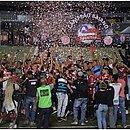 Atlético teve três treinadores na campanha de título de Campeonato Baiano