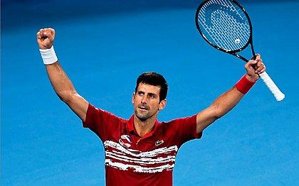 Com título da ATP Cup, Djokovic diminui distância para Nadal