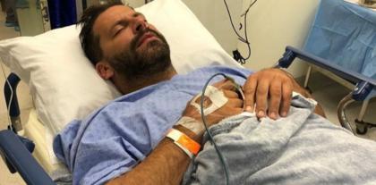 Em vídeo, Henri Castelli denuncia agressão: vítima de socos e chutes