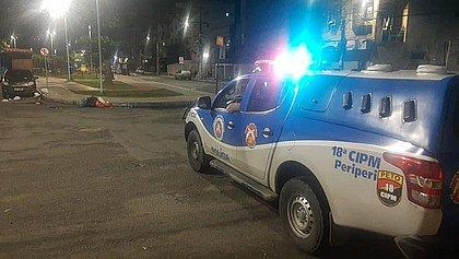 Polícia Militar reforça policiamento em Alto de Coutos após tiroteio