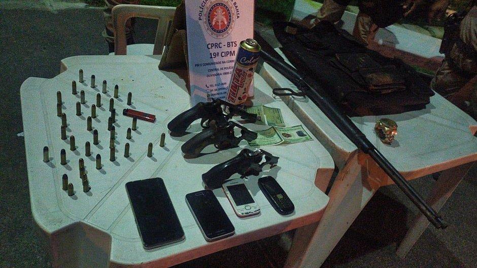 Soldado da PM é preso ao resgatar cinco homicidasno Subúrbio