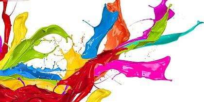 Descubra como as cores influenciam na mente, na pressão e até na fome