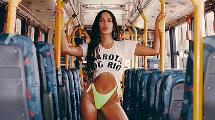 Anitta atinge o Top 40 das rádios dos EUA com 'Girl From Rio'