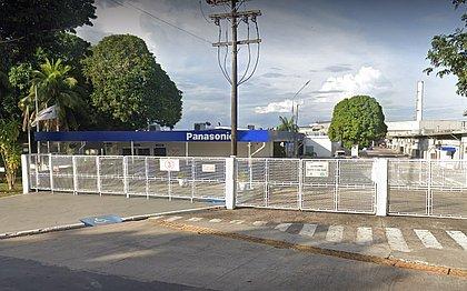 Fábrica da Panasonic em Manaus