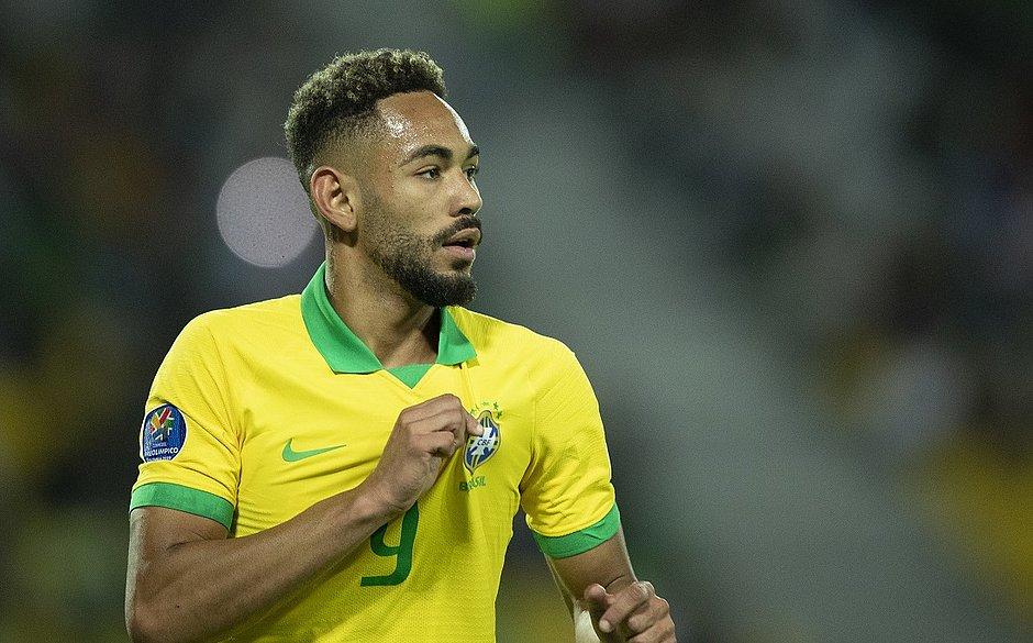 Titular do Brasil sub-23, Matheus Cunha é contratado pelo Hertha