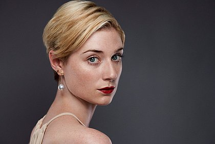 Elizabeth Debicki atuou em Tenet, último filme de Christopher Nolan