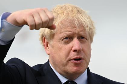 Johnson nega ter enganado rainha sobre suspensão do Parlamento